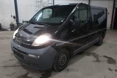 Opel Vivaro Di L1H1 Kassevogn 1,9