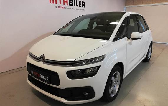 Citroën Grand C4 Picasso Blue HDi Iconic EAT6 start/stop  6g Aut. 1,6