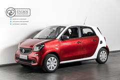 Smart ForFour Pure aut. 1,0