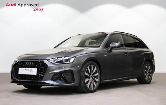 Audi A4 TFSi S-line Avant S-tr.