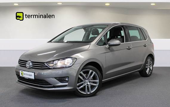 VW Golf Sportsvan TSi 125 Highline DSG BMT 1,4