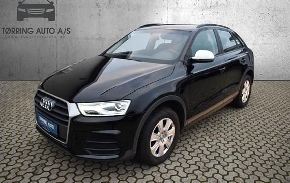 Audi Q3 TFSi 150 Limited 1,4