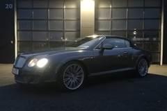 Bentley Continental GTC Speed aut. 6,0