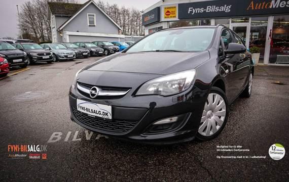Opel Astra CDTi 130 Enjoy ST eco 1,7