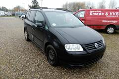 VW Touran TDi 100 Van 1,9