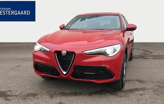 Alfa Romeo Stelvio TB Edizione Q4  5d 8g Aut. 2,0