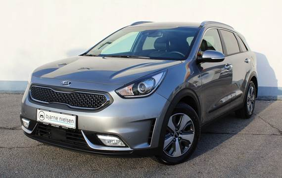 Kia Niro GDi HEV Attraction+ DCT 1,6