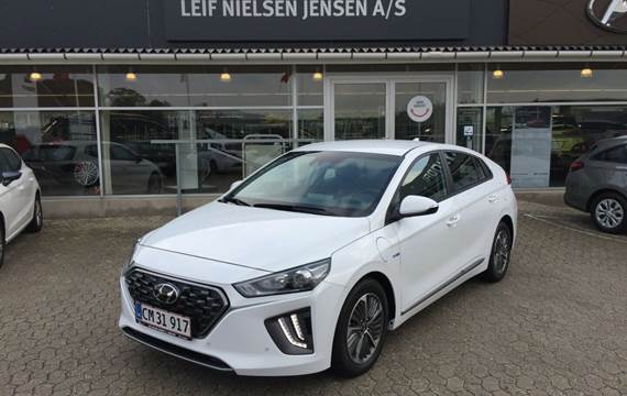 Hyundai Ioniq 1,6 GDi PHEV Trend DCT