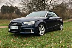 Audi A3 TFSi 150 Sport Cabriolet S-tr. 1,5