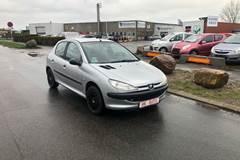 Peugeot 206 XR 1,6