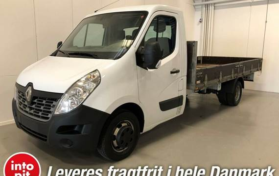 Renault Master III T35 dCi 165 L4 Ladvogn RWD 2,3