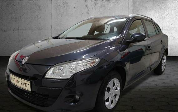 Renault Megane III dCi 110 Expression ST 1,5