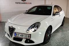 Alfa Romeo Giulietta TBi Quadrifoglio Verde