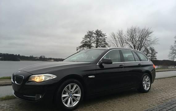 BMW 520d Touring M Performance aut. 2,0