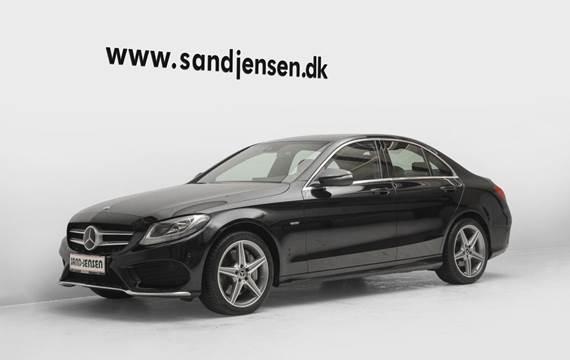 Mercedes C350 e AMG Line aut. 2,0