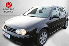 VW Golf IV Highline 2,0