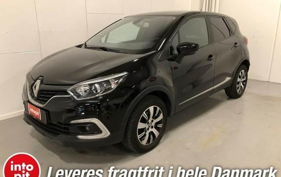 Renault Captur dCi 90 Intens EDC Van 1,5