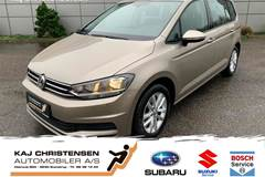 VW Touran TDI BMT SCR Comfortline DSG  7g Aut. 1,6