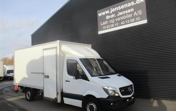Mercedes Sprinter 316 CDI Chassis Lang 2,1