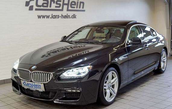 BMW 650i Gran Coupé xDrive aut. 4,4