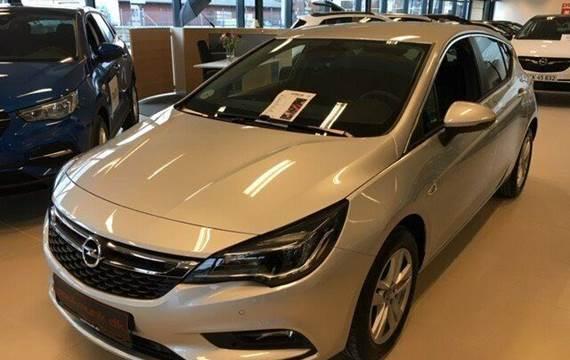 Opel Astra T 105 Impress 1,0