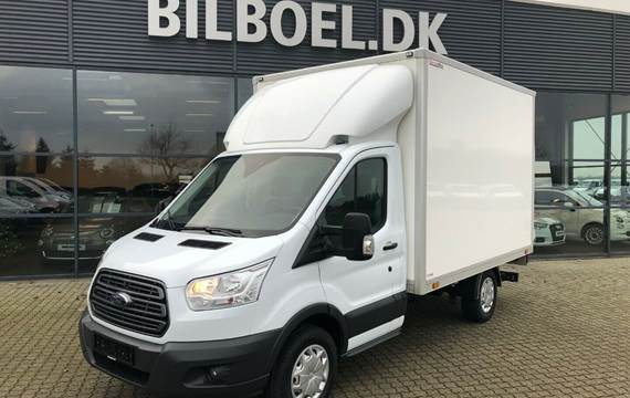 Ford Transit 350 L2 Chassis TDCi 130 Trend Alukasse m/lift 2,0