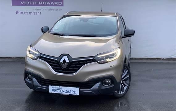 Renault Kadjar Energy DCI Bose  Van 6g 1,5