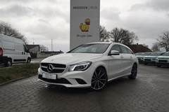 Mercedes CLA220 220 Shooting Brake 2,1 CDI 7G-DCT  Stc 7g Aut. 2,1