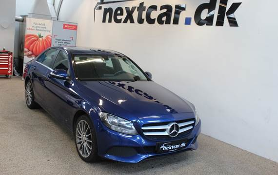 Mercedes C220 BlueTEC Exclusive aut. 2,2