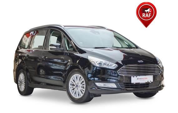 Ford Galaxy TDCi 180 Titanium aut. 7prs 2,0