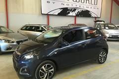Peugeot 108 e-VTi 69 Intense 1,0