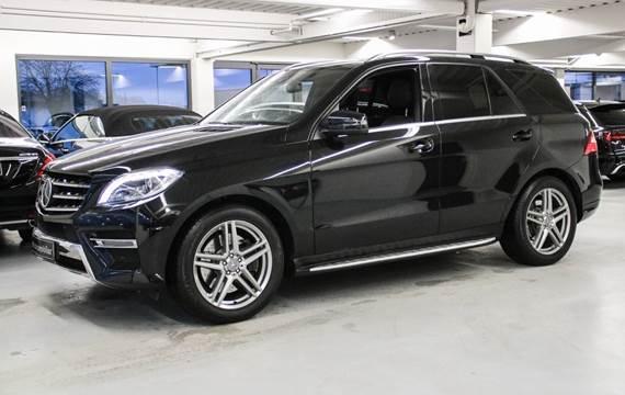 Mercedes ML350 3,5 aut. 4-M BE