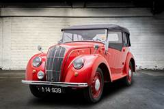 Morris Eight Cabriolet 0,9