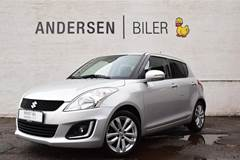 Suzuki Swift 16V Exclusive  5d 1,2