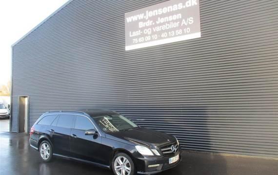 Mercedes E200 200 T  CDI BlueEfficiency  Stc Aut. 2,1