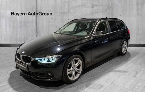 BMW 320d Touring aut. 2,0
