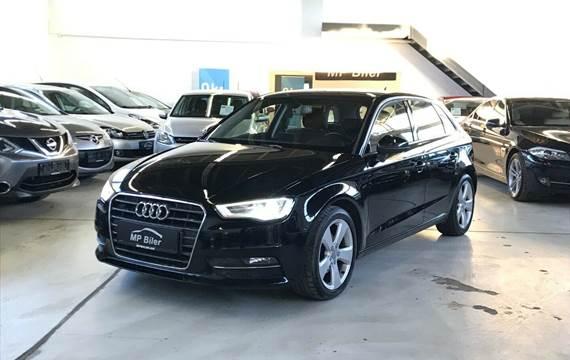 Audi A3 TDi Ambiente SB S-tr. 1,6