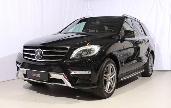 Mercedes ML350 aut. 4-M BE Van 3,5
