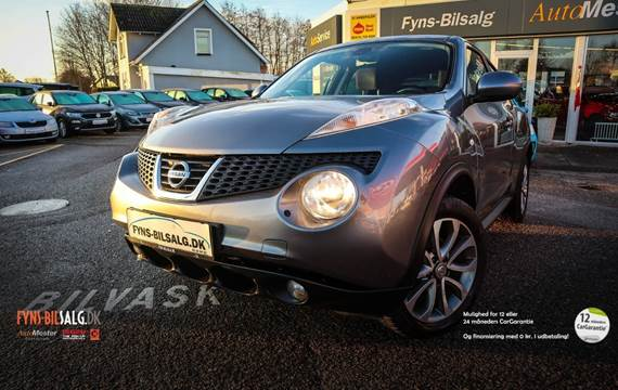 Nissan Juke dCi 110 Acenta 1,5