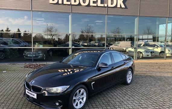 BMW 420d Gran Coupé Executive aut. 2,0