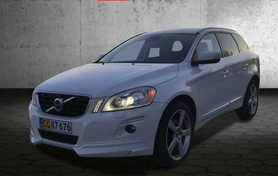 Volvo XC60 D5 205 R-Design aut. AWD 2,4