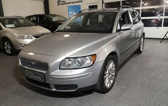 Volvo V50 Momentum 1,8