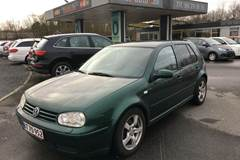 VW Golf IV TDi 90 Highline 1,9