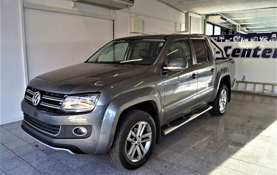 VW Amarok TDi 180 Highline aut. BMT 2,0
