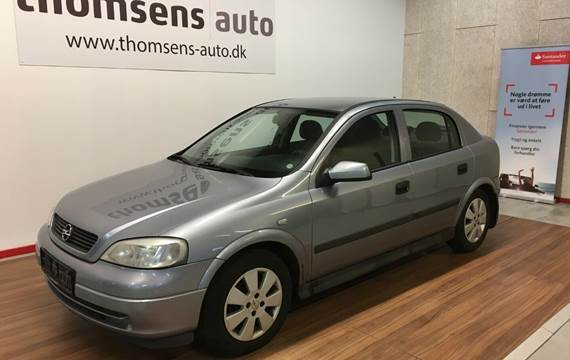 Opel Astra Classic 1,4