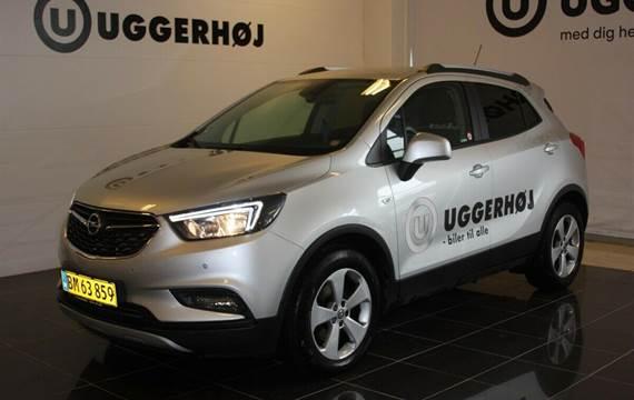 Opel Mokka X 1,6 CDTi 136 Enjoy Van