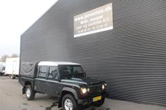 """Land Rover Defender 130""""  TD4 4x4  DobKab 6g 2,2"""