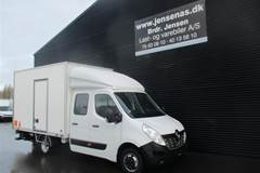 Renault Master 2.3 dCi S&S 165 RWD Chassis med dob.kab. T35 L3 2,3