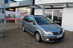 VW Touran TDi 105 Highline DSG BM 1,9
