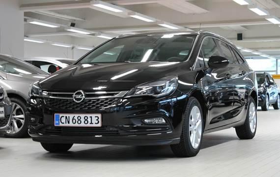 Opel Astra T 105 Impress ST 1,0